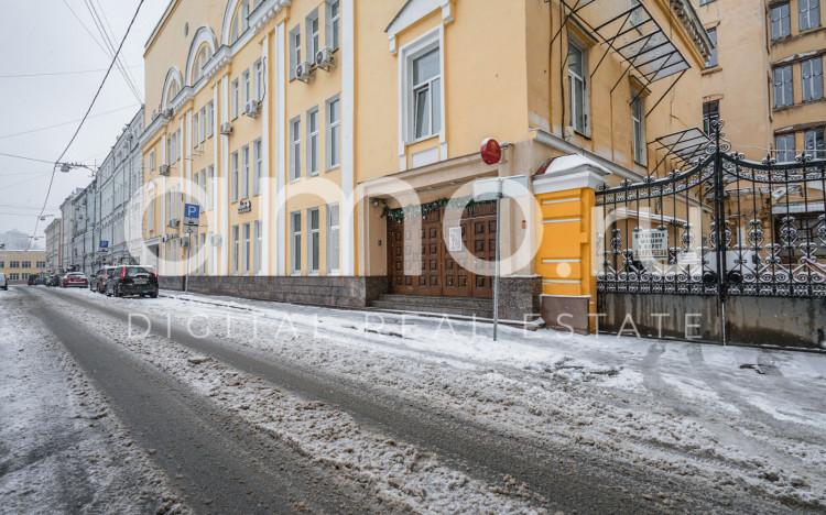 Снять офис в городе Москва Каретный Средний переулок коммерческая недвижимость шубин